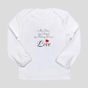 My Sister, my Angel Long Sleeve Infant T-Shirt