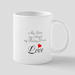My Sister, my Angel Mug