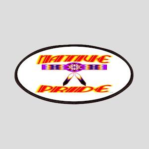 NATIVE PRIDE Patches