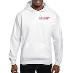 Breast Cancer Hooded Sweatshirt