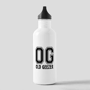 OG - Old Geezer Stainless Water Bottle 1.0L