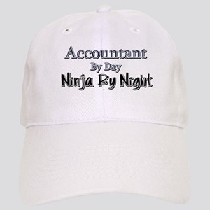 Accountant by Day Ninja by Night Cap