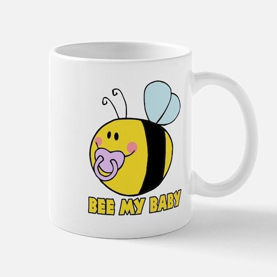 bee my baby cute baby bumble bee Mug