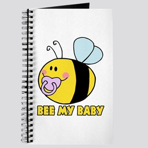 bee my baby cute baby bumble bee Journal