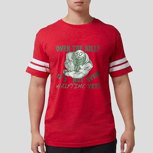 2-halftime50 Mens Football Shirt