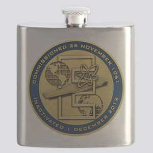 Gold CVN 65 Inactivation! Flask