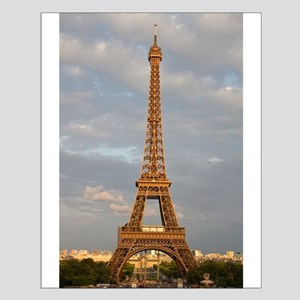 Eiffel Tower Small Poster