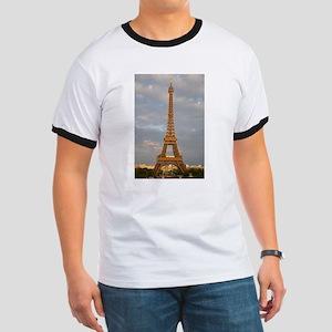 Eiffel Tower Ringer T