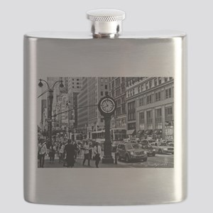 Fifth Ave - New York City Flask