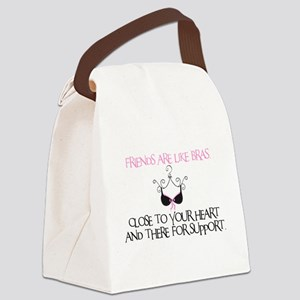 Friends Canvas Lunch Bag