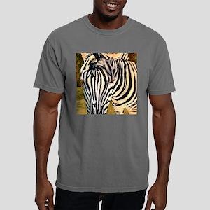 Zebra Bathroom Mens Comfort Colors Shirt
