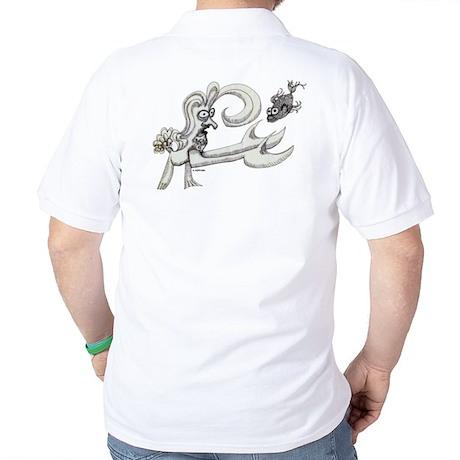Capricorn Golf Shirt