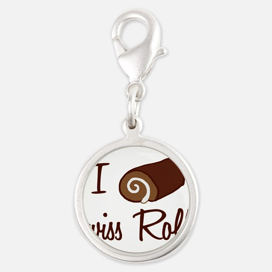 i-love-swiss-rolls_tr.png Silver Round Charm