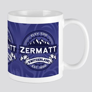 Zermatt Midnight Mug