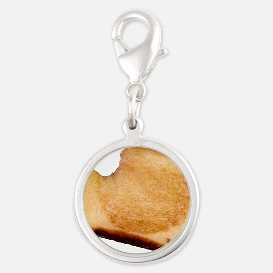 bl_grilledcheese.png Silver Round Charm