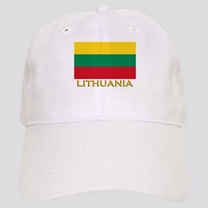 Lithuania Flag Merchandise Cap