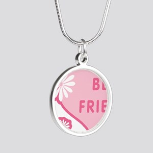 best-friends-pink-new_l Silver Round Necklace