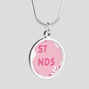 best-friends-pink-new_r Silver Round Necklace