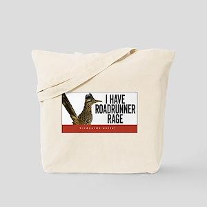 Roadrunner Rage Tote Bag