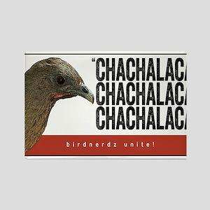 Chachalaca, Chachalaca Rectangle Magnet