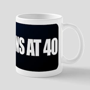 @40 Mug