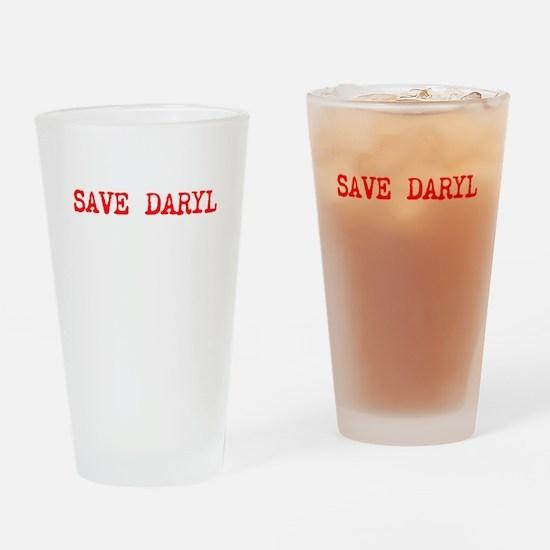 Save Daryl (basic) Drinking Glass