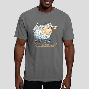 10x10littleLamb Mens Comfort Colors Shirt