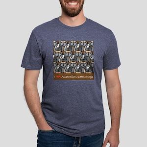 acdLove_tshirtBlack Mens Tri-blend T-Shirt