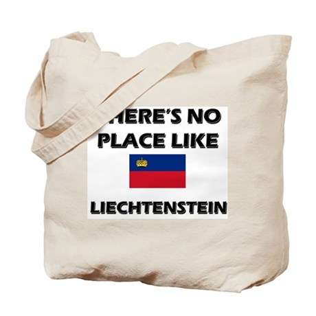 There Is No Place Like Liechtenstein Tote Bag