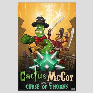 Cactus McCoy Poster