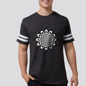 Infinite Flower Mens Football Shirt