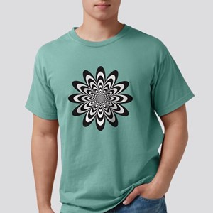 Infinite Flower Mens Comfort Colors Shirt