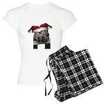 Christmas Horses In Love Women's Light Pajamas