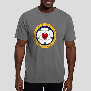 lutherrose2 Mens Comfort Colors Shirt