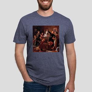 5x5 Mens Tri-blend T-Shirt