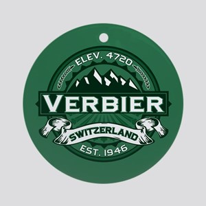 Verbier Forest Ornament (Round)