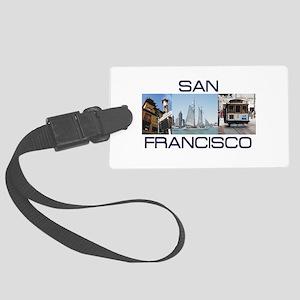 ABH San Francisco Large Luggage Tag