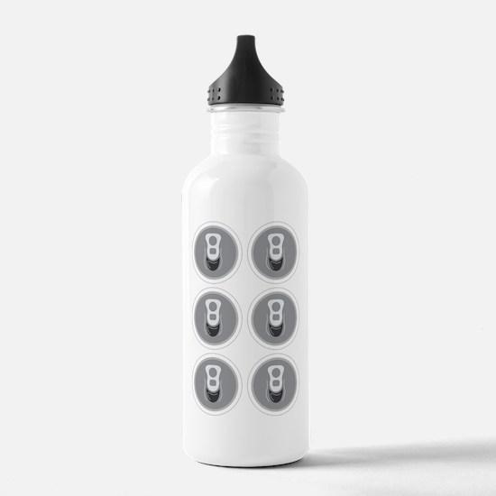 Pop Tops Water Bottle