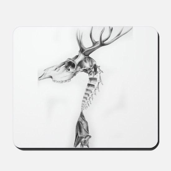 metamorphosis Mousepad