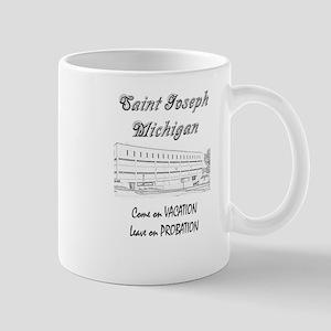 St Joseph Michigan Mug