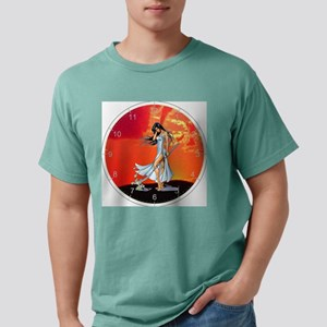 pricess sunset Mens Comfort Colors Shirt
