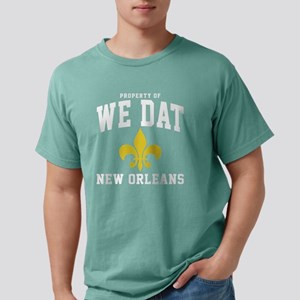 We Dat -dk Mens Comfort Colors Shirt