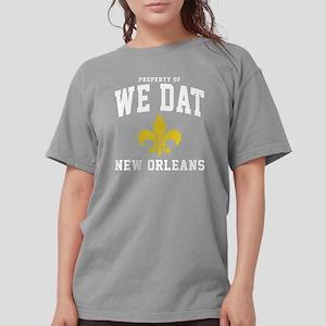 We Dat -dk Womens Comfort Colors Shirt