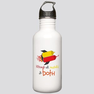 Ketchup Or Mustard Stainless Water Bottle 1.0L