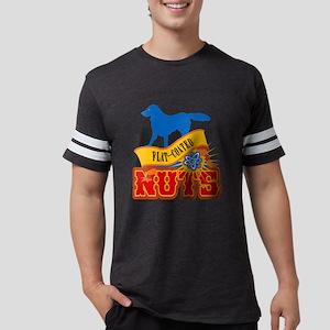 5-Flat-Coated-Retriever Mens Football Shirt
