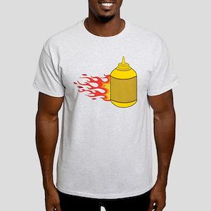 Mustard Bottle Light T-Shirt