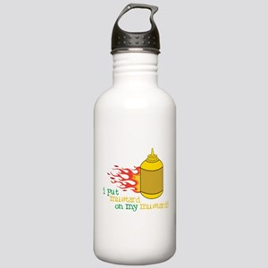 Mustard Stainless Water Bottle 1.0L