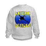 Logic Bomber 2 Kids Sweatshirt
