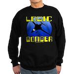 Logic Bomber 2 Sweatshirt (dark)