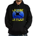Logic Bomber 2 Hoodie (dark)